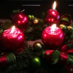 Adventní věnec – třetí svíce